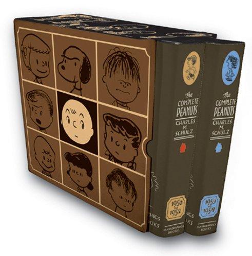 The Complete Peanuts 1950-1954 Box Set