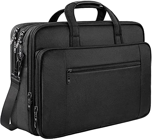 Mancro 17 Zoll Tasche, Business Aktentasche Bild