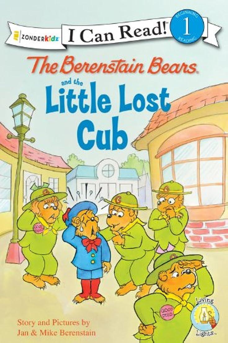 おもしろい回復サバントThe Berenstain Bears and the Little Lost Cub (I Can Read! / Berenstain Bears / Good Deed Scouts / Living Lights) (English Edition)