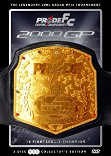 Pride Fighting Championships: 2000 GP