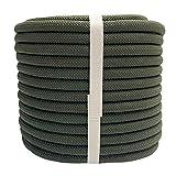 YUZENET Braided Polyester Arborist Rigging Rope (3/8