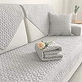 GGYDD 1-stück Jacquard Sofa Abdeckung Abdeckung,gesteppter Schnitt Möbel Protector Sofa Handtuch Couch Shield Erker Matte-a 70x90cm(28x35inch)