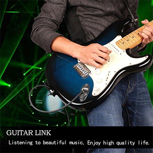 Nrew Parche eléctrico de 10 pies, Amplificador de Guitarra,...