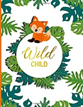 Wild Child: Woodland Baby Journal for Pregnant Moms to Be: A 40 Week | 9 Month Pregnancy Planner| Maternity Keepsake Noteb...