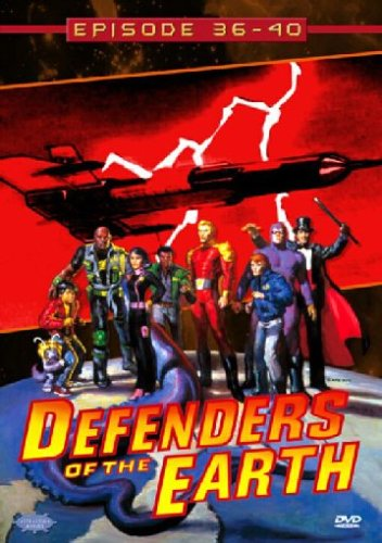 Defenders of the Earth - Episode 36-40