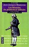 Les Rêveries du promeneur solitaire - Pocket - 01/01/2000