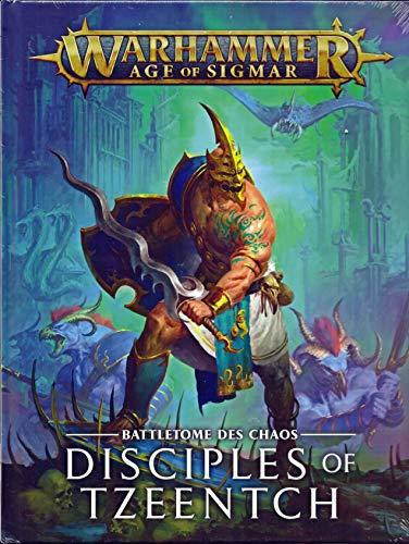 Age Of Sigmar Battletome: Disciples of Tzeentch (83-45) (DE) Warhammer Grand Alliance Chaos