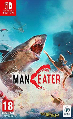 Maneater ( Switch)