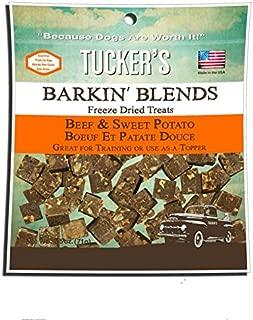 Tuckers Barkin Blends Freeze Dried Treats 2.5 Ounces