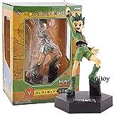 Mdlucz Figura de acción de Hunter X Hunter Gon Freecss/Killua Zoldyck Gon Hunter PVC colección de Figuras de acción de Anime Modelo de Juguete
