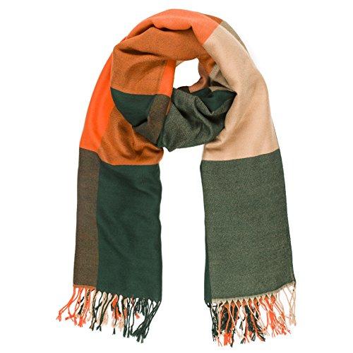Pashmina Palestina Pañuelos Fular Foulard Mujer Bufandas Estampado Diseño Español para Verano y Otoño (YW01-10)