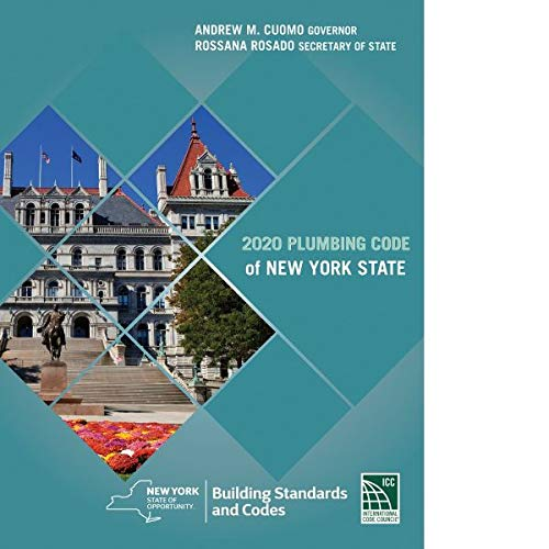2020 Plumbing Code of New York State