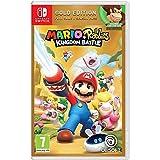 Mario + Rabbids Kingdom Battle - Gold Edition NSW