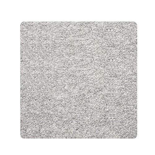 Alfombrilla de planchar de lana gruesa para acolchar Almohadilla de presión suave Suministros de acolchado Resistente al calor para planchar Coser Cortar sobre tabla de planchar Encimera de mesa