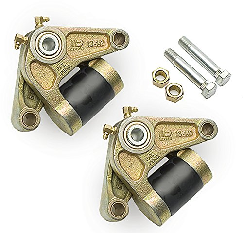 Dexter K71-655-00 Equalizer & Bolts Kit, 1 Pack