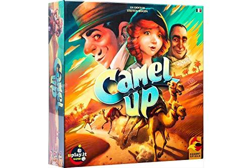 Ghenos Games - Camel Up, multicolor, CMPU , color/modelo surtido