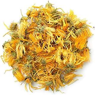 Calendula Flowers - 100% Natural - 1 lb (16 oz) - EarthWise Aromatics