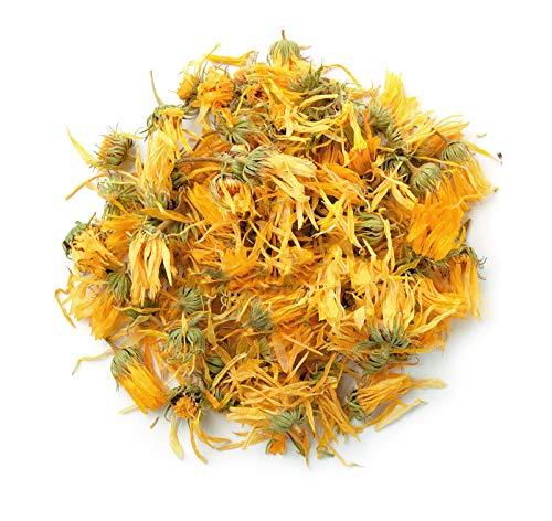 Calendula Flowers - 100% Natural - 1 lb (16oz) - EarthWise