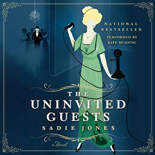 The Uninvited Guests audiobook cover art