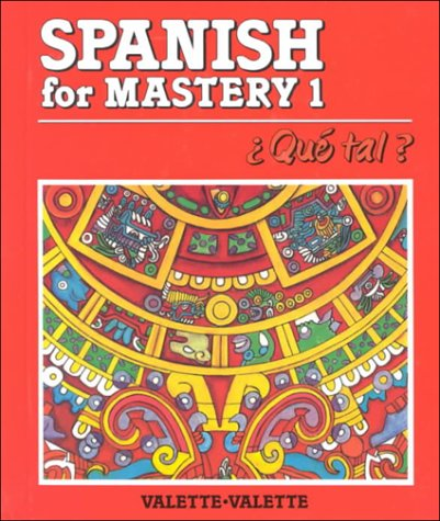 Spanish for Mastery: Level One