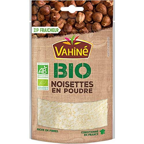 VAHINE Noisettes Poudre Bio, 100 g