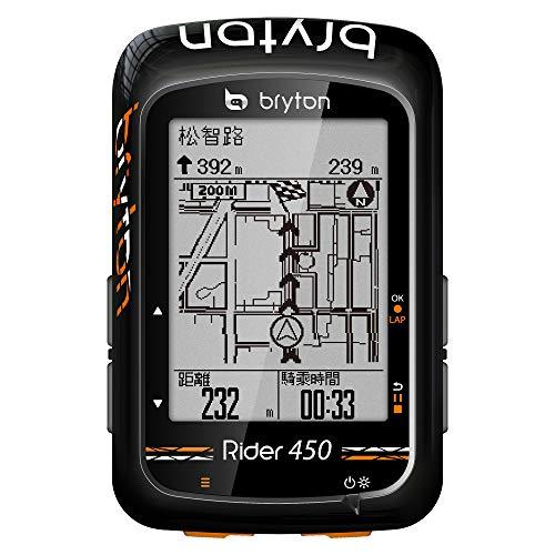 Bryton Rider 450T GPS ciclismo