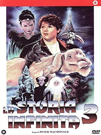 Die unendliche Geschichte III - Rettung aus Phantásien / The NeverEnding Story III (1994) ( Die unendliche Geschichte III: Rettung aus Phantasien ) [ Italienische Import ]