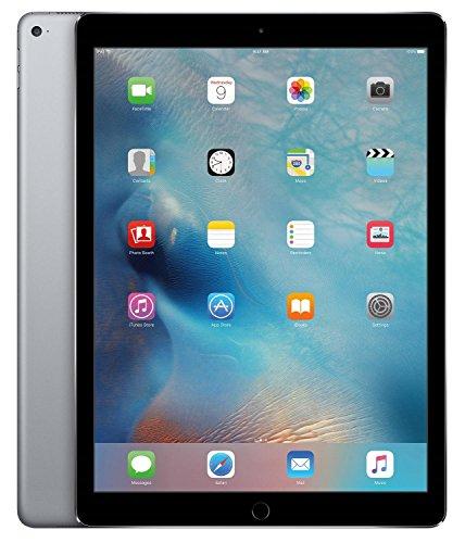 Apple iPad Pro (128 GB, Wi-Fi + Cellular, Space Gray) - 12.9' Display