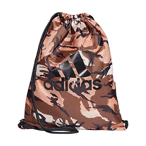 adidas SP Gymbag - Bolsa de deporte camuflaje y multicolor Talla única