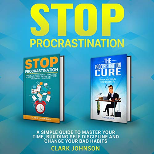 Couverture de Stop Procrastination