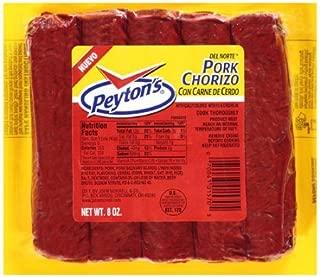 Peyton's Pork Chorizo 8 Oz (6 Pack)