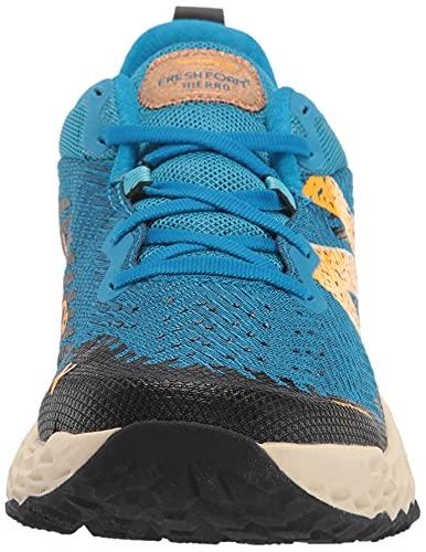 New Balance MTHIERV6_42, Zapatillas de Running Hombre, Naranja Azul, EU