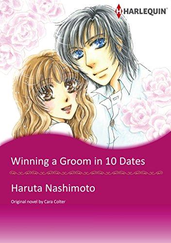 Winning A Groom In 10 Dates: Harlequin comics (English Edition)