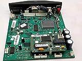 ZGQA-GQA Piezas de Repuesto para Impresora Placa Base de Puerto de Red RJ45 Compatible con Impresora Compatible con Zebra lp2844-Z tlp2844-Z
