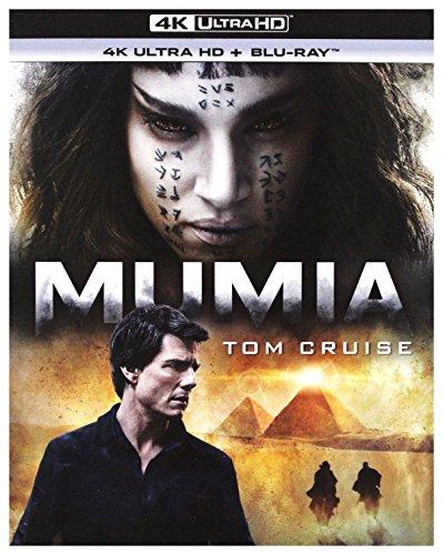 La momia [Blu-Ray 4K]+[Blu-Ray] [Region Free]