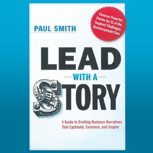 Lead with a Story cover art