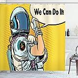ABAKUHAUS Astronauta Cortina...