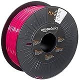 AmazonBasics Filament PLA pour imprimante 3D, 1,75mm, Violet, Bobine, 1kg