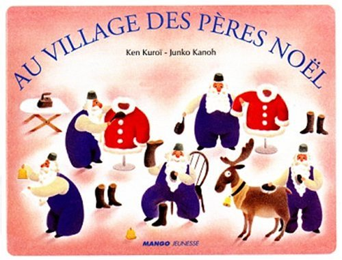 Au village des pères Noël