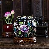 KVVJVV keramikurnen tierurnen urnen für hunde katze 0.5 Liter