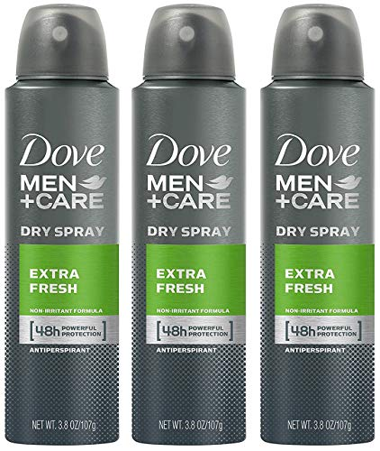Dove Mens Antiperspirant Extra Fresh (Pack of 3)