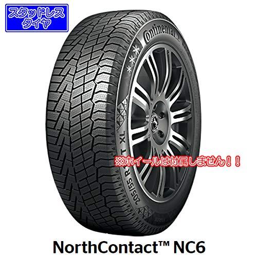 スタッドレスタイヤ|コンチネンタル NorthContact NC6|175/65R15 84T|〈ノース・コンタクト NC6〉|4本...