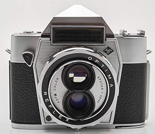 Agfa Optima Reflex Spiegelreflexkamera...
