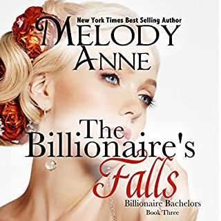 The Billionaire Falls audiobook cover art