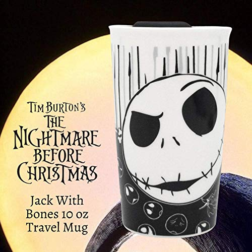 Kids Warehouse The Nightmare Before Christmas Just Jack Super Plush Throw 46 by 60