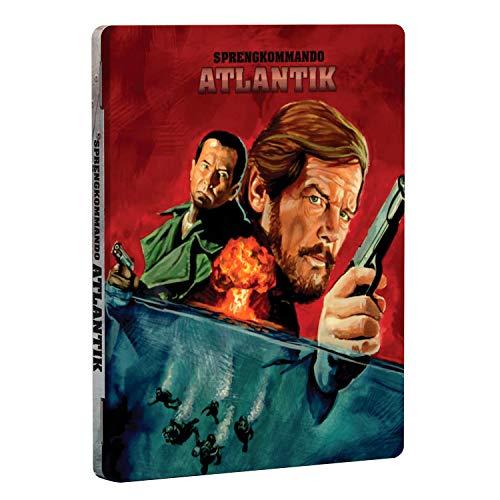 Sprengkommando Atlantik (Limitierte Steelbook Klassiker Edition) [Blu-ray]