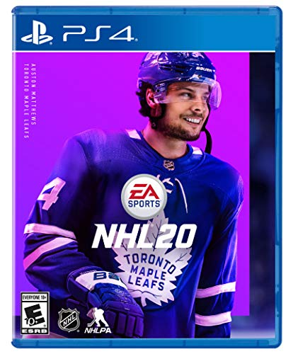 Image of the NHL 20 - PlayStation 4