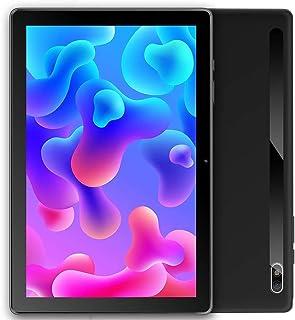 MARVUE Pad M10 タブレット 10.1インチ RAM2GB/ROM32GB Android 10.0 2.4GHz Wi-Fi対応 4コアCPU 800x1280 IPSディスプレイ デュアルカメラ 日本語仕様書付き(黒)