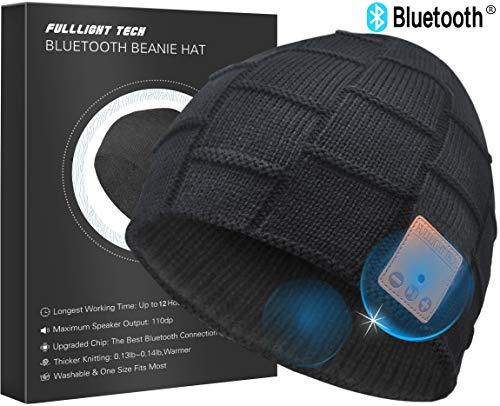 Upgraded Bluetooth Beanie Hat...