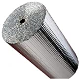 Reflectix ST16025 Staple Tab Insulation Roll, 16 in. x 25 ft